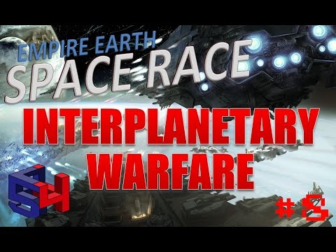The Space Race #8 - Interplanetary Warfare
