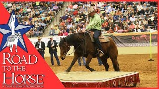 Must Watch Famous Aussie Guy McLean Poem At Road To The Horse 2013 Part Two