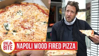 Barstool Pizza Review - Napoli Wood Fired Pizza (Cliffside Park, NJ) presented by Mack Weldon