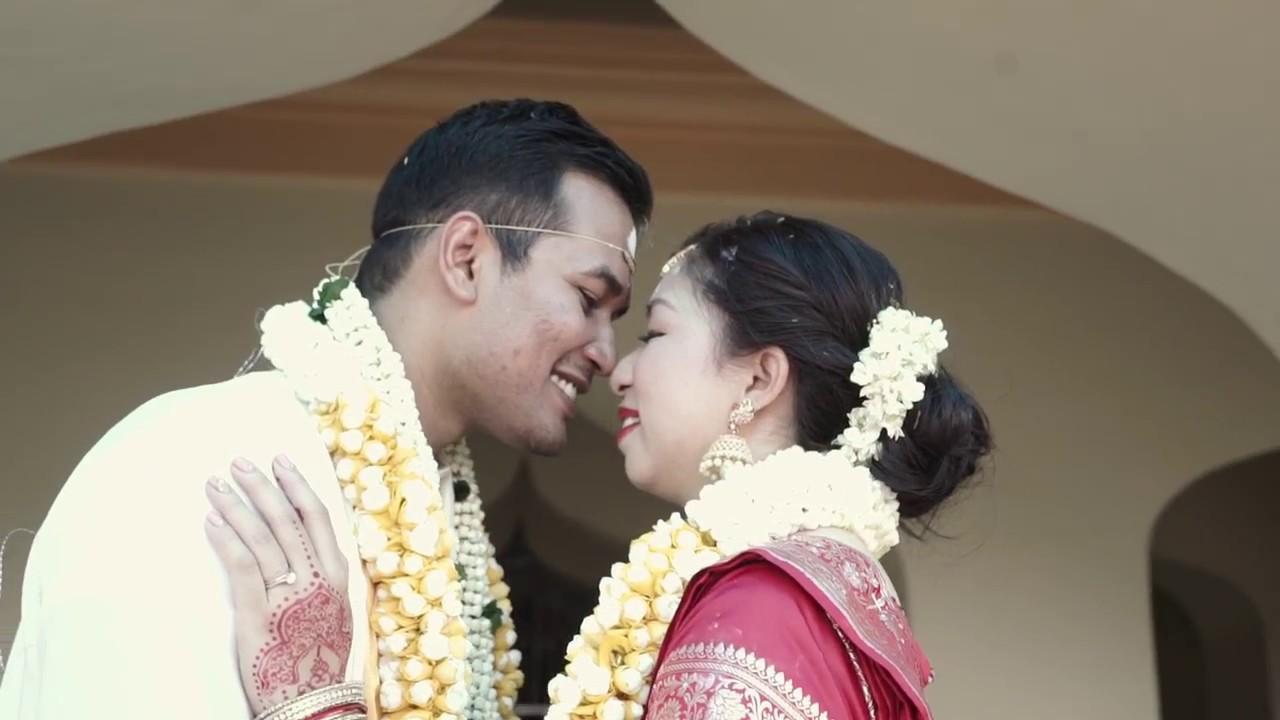 Cinematic Wedding Video Indian Wedding Malaysia 2018 Youtube