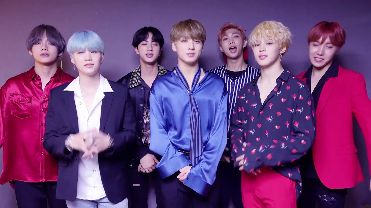 BTS Love Yourself Day - YouTube