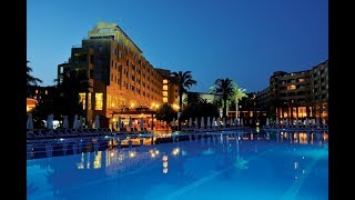 Silence Beach Resort 5* .Turkey. ОБЗОР ОТЕЛЯ 5 *. Хороший. НО! Есть проблеммы.