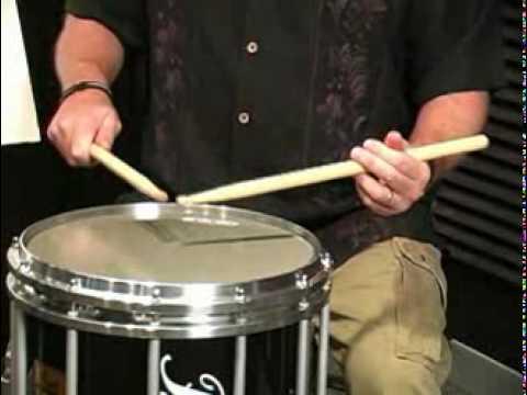 Scott Johnson, Percussion Director of The Blue Devils on Di
