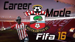 CAREER MODE #2 - MANE Madness! FIFA 16