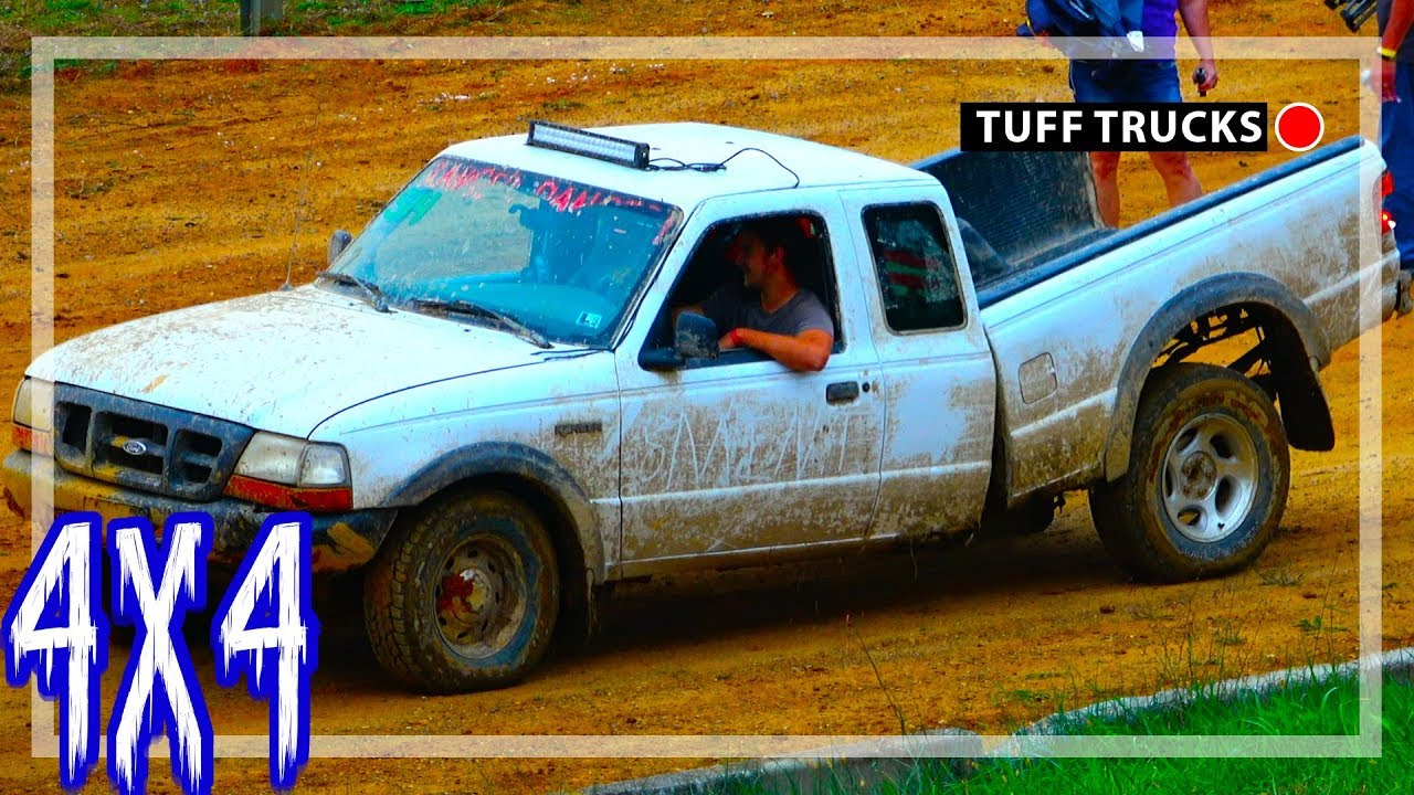 Built Ford Tough Truck Fails Tuff Truck Challenge