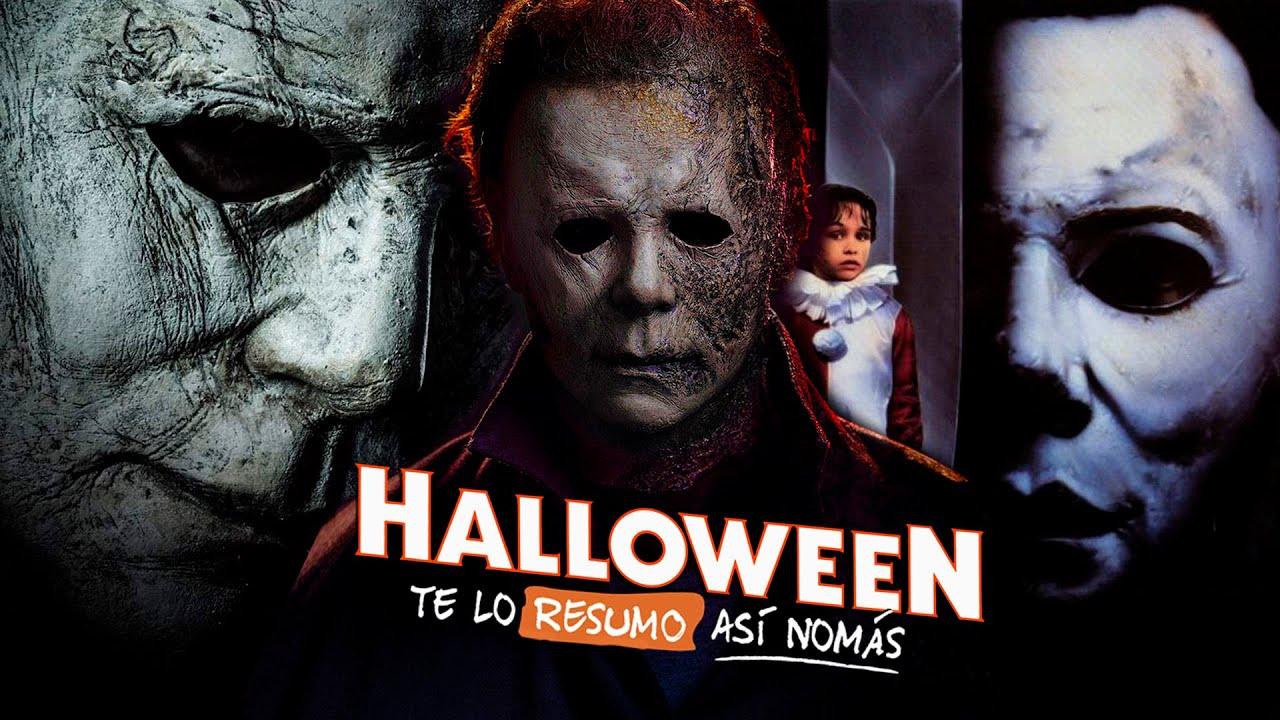 ¿Como Evoluciono La Saga De Halloween? | #TeLoResumo