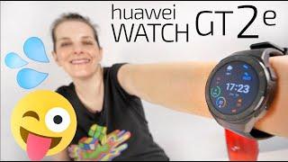Huawei Watch GT 2e -GIMNASIO para estar en forma en CASA-