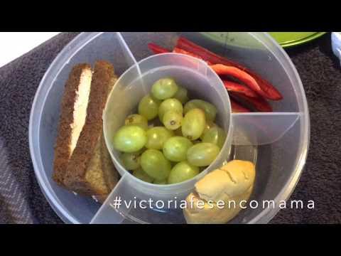 Ιδέες για κολατσιό στο νηπιαγωγείο   #victoriafesencomama
