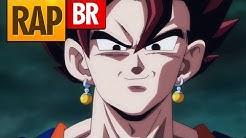 Rap do Vegetto   Dragon Ball Z/Super   ft.Tauz   VG Beats