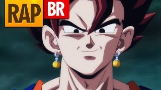 Rap do Vegetto | Dragon Ball Z/Super | ft.Tauz | VG Beats