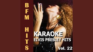 True Love Travels on a Gravel Road (Originally Performed by Elvis Presley) (Karaoke Version)