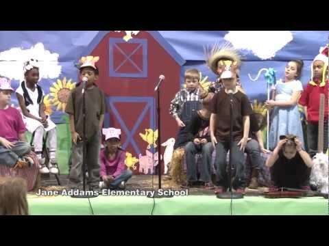 Jane Addams Elementary School Musical