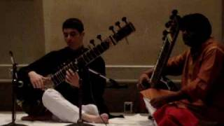 Daniel Conant plays sitar at Kalavant Center