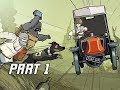 Valiant Hearts The Great War Walkthrough Part 1 - Chapter 1 (PC Let's Play Commentary)
