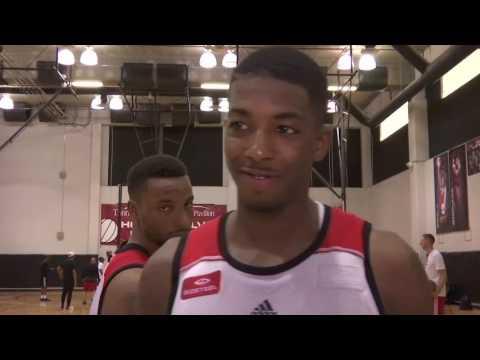 Raptors Summer League: Delon Wright - July 6, 2017