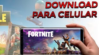 How to download and install Fortnite on mobile!!!
