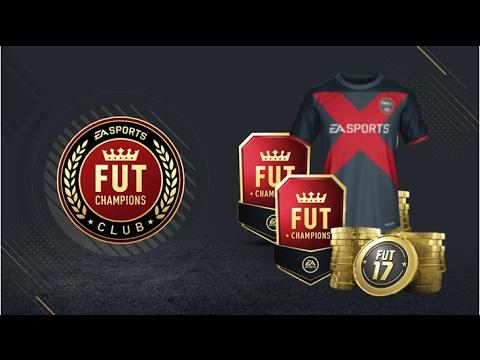 Free FUT Champions Club Kit: January