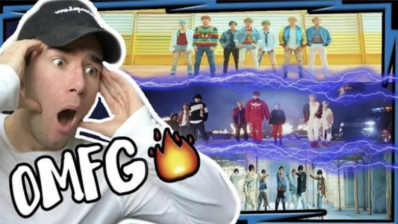 Rapper Reacts to BTS for THE FIRST TIME (DNA, MIC DROP REMIX, FAKE LOVE)