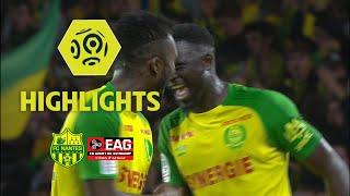 FC Nantes - EA Guingamp (2-1) - Highlights - (FCN - EAG) / 2017-18