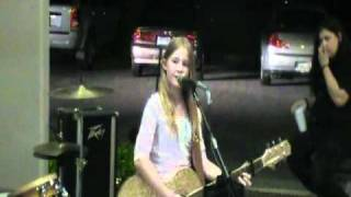 Emily Brooke singing cover of  If I Die Young