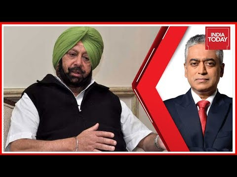 Sidhu Will Never Understand Sentiment Of Losing Soldier : Amarinder Singh Exclusive To Rajdeep