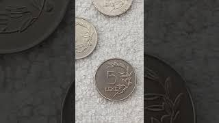 21. 5 x 5 LEK Republic of Albania 1995 & 2000