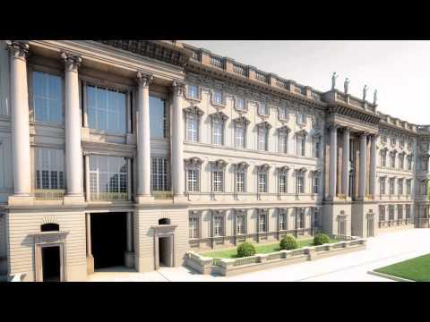 Berliner Schloss Humboldtforum HD