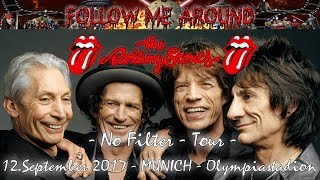 Rolling Stones - No Filter - Tour - 12. September  2017 - München - Olmpiastadion