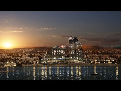Limassol Del Mar: Exclusive Seafront Living