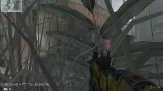 Modern warfare 2 [ CoD6 ] MULTIPLAYER GAMEPLAY FIRST TEST WITH FRAPS HD