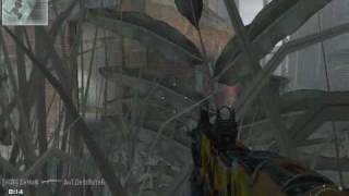 Modern warfare 2 [ CoD6 ] MULTIPLAYER GAMEPLAY FIRST TEST WITH FRAPS HD