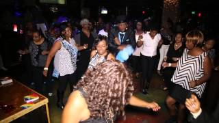 "THE KING OF LINE DANCE PERFORMING ""THE TUCKA"" LIVE"