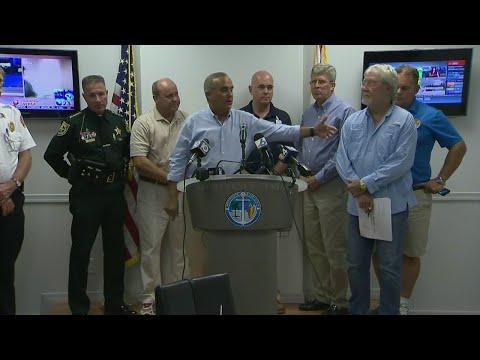 Monroe County EOC Update On Hurricane Irma