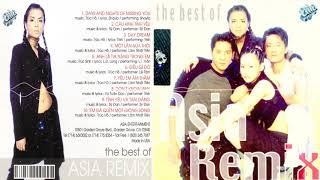 Asia CD135 - The Best Of Asia Remix   Lâm Nhật Tiến, Sỹ Đan, Lê Tâm