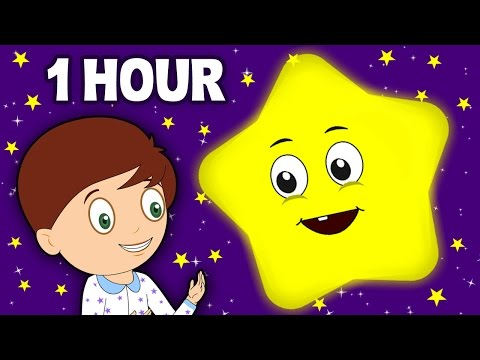 Twinkle Twinkle Little Star | Plus More ENGLISH Nursery Rhymes Collection For Children