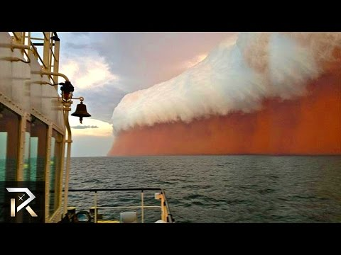 10 Natural Phenomena Science Cant Explain