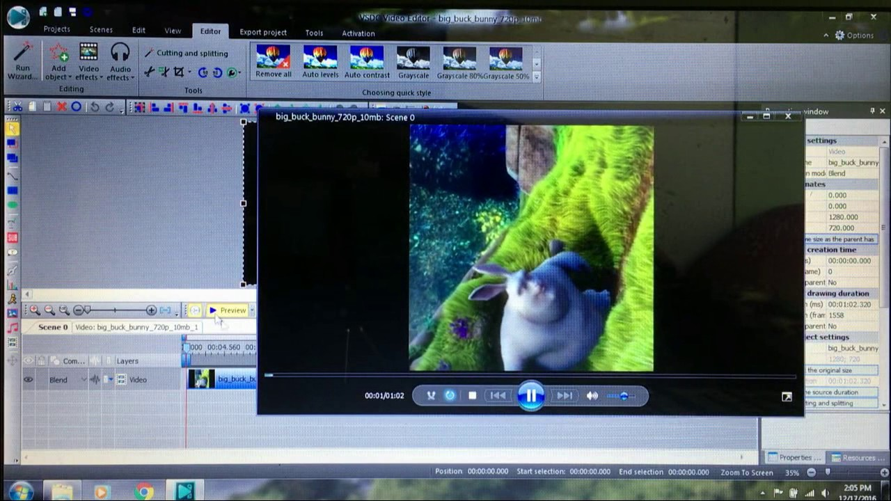 How to rotate a video using vsdc youtube how to rotate a video using vsdc ccuart Images