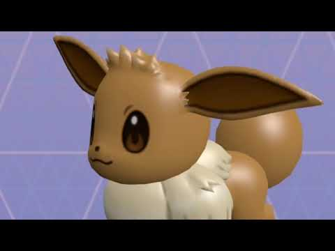 Furret Walk Meme but it´s Eevee - YouTube