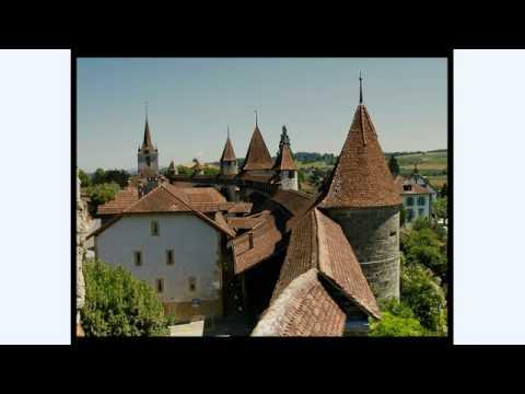 Disfruta de la ciudad medieval de Murten en Suiza