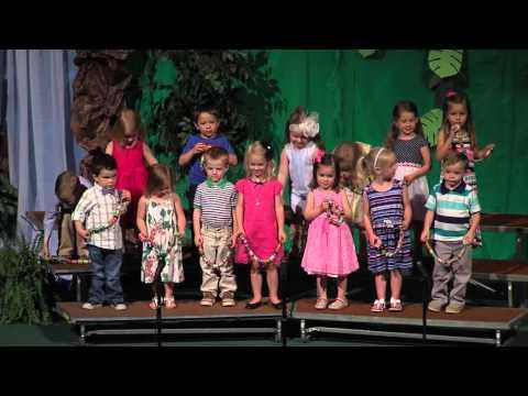 Preschool 4 -  Sonshine School Program 2016