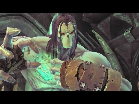 Death Darksiders Mask Death's Story - Darksi...
