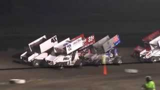 Civil War Sprint Car Series | Stockton Dirt Track
