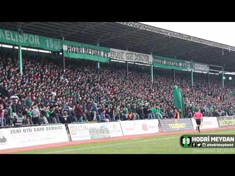 Kocaelispor 1-1 Karacabey | Tribün Klibi | Emrah Özşahin