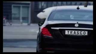видео Mercedes вывел на тесты бронированный внедорожник