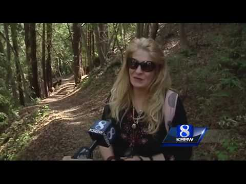 Volunteers complete carving hiking trail through Pfeiffer Canyon