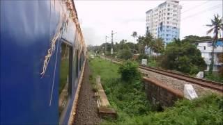 Indore-mhow demu train