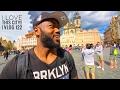 "Welcome to PRAGUE, CZECH REPUBLIC!!!!  Vlog 122    ""I Love, Love, Love PRAGUE"""