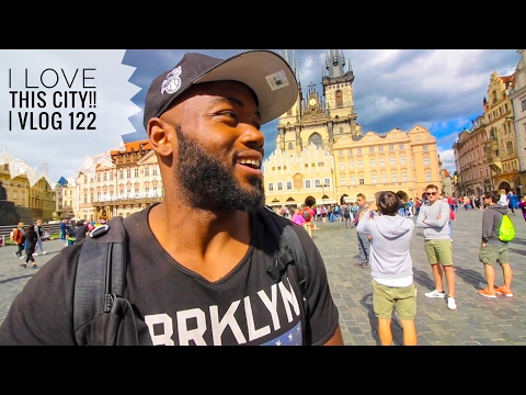 "Welcome to PRAGUE, CZECH REPUBLIC!!!!  Vlog 122    ""I Love, Love, Love PRAGUE"" thumbnail"