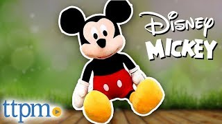 Disney Mickey The True Original Plush Toy Doll from Just Play