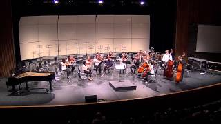 Bach Fugue in G minor - Chamber Strings at StringsFest 2015